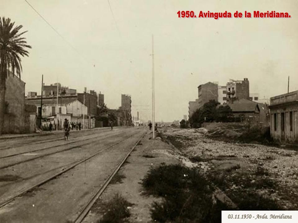 Fotos antiguas de barcelona motarile rile rile - Avda meridiana 156 ...