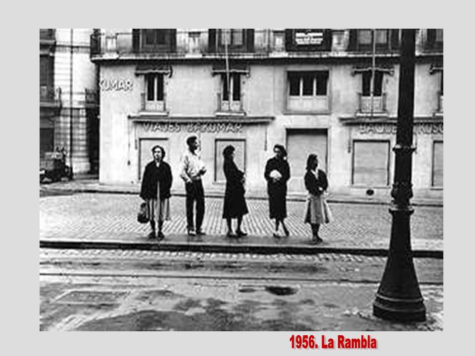 Las Ramblas (1956)