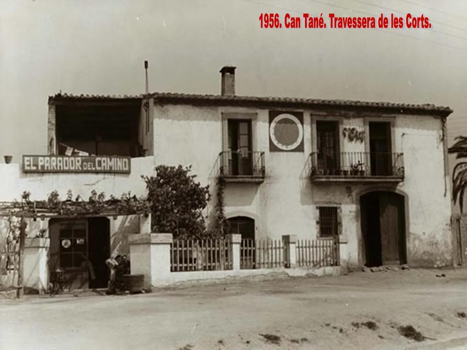 Travesera de Les Corts (1956)
