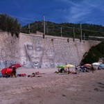 Super grafitti en Garraf