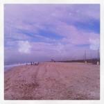 El estado actual de la playa de El Prat
